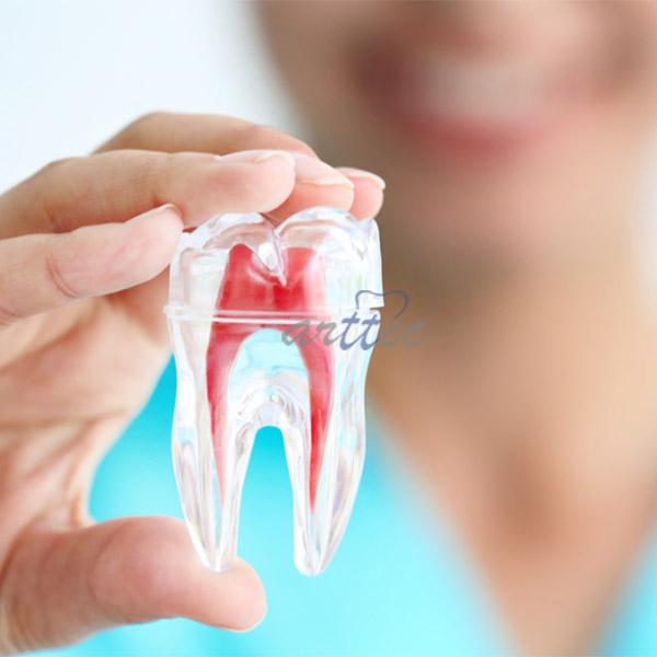 بعد از عصب کشی دندان چه باید خورد
