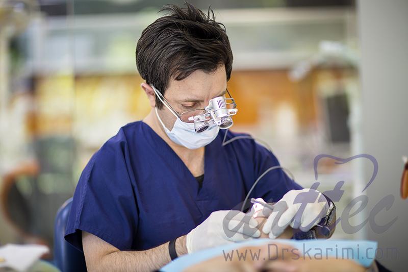 دندانپزشکی زیبایی و ترمیمی